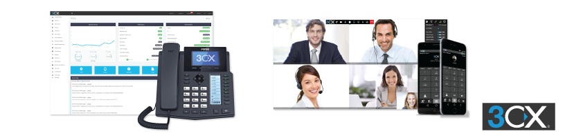 3CX Phone System Image
