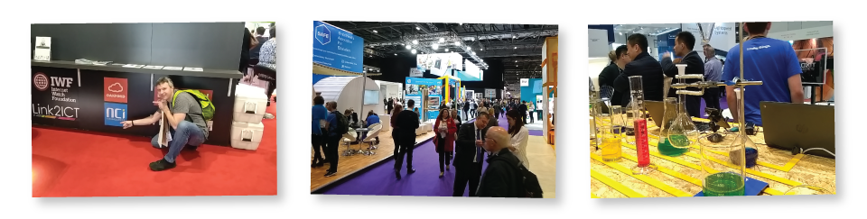 Bett 2018 New Tech Pictures