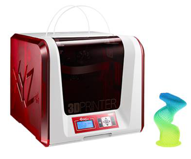 Da Vinci Jr. 2.0 Mix 3D Printer