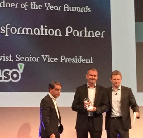 Canalys Award for Innovation and Transformation