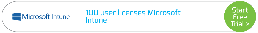 100 user licenses Microsoft Intune