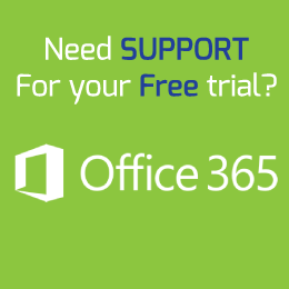 Free Microsoft Trial Support